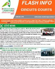 Flash info Circuits courts n°8 2016-06